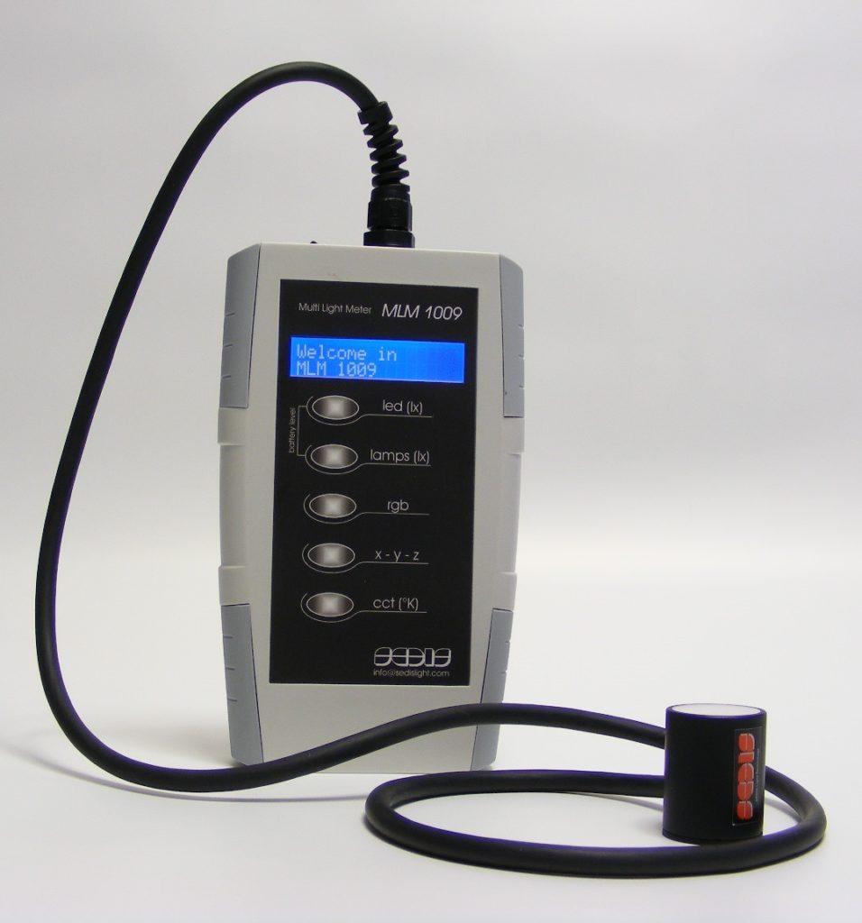 luxmetro MLM 1005